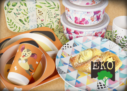 Bambusové nádobí od Albi