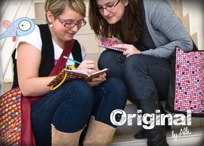 Najděte si ideální kombinaci tašky, diáře i zápisníku - Original by ALBI
