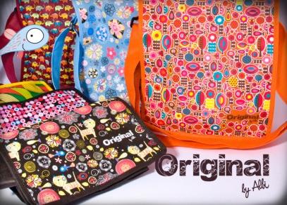 Všechny designy tašek Original by ALBI