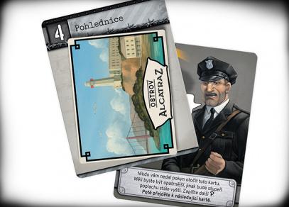 Únikovka - Únik z Alcatrazu