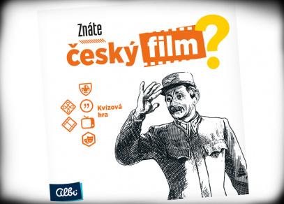 Znáte český film? Hra od Albi