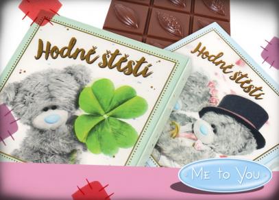 Me to You čokolády pro štěstí