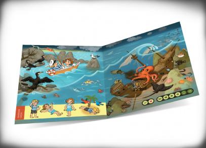 Mořské pohádky - Kouzelné čtení od Albi