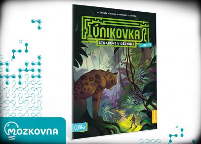 Únikovka Junior - Ztraceni v džungli