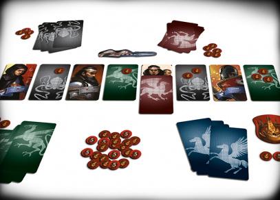 Krvavý trůn - hra od Albi