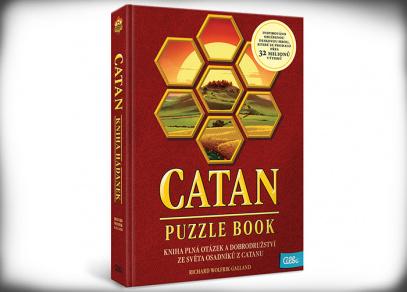 Catan - Kniha hádanek