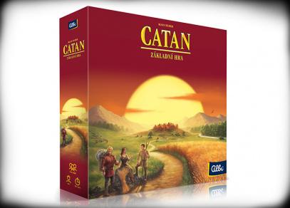 Catan - Osadníci z Katanu - Albi