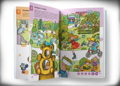 Encyklopedie pro předškoláky - Kouzelné čtení