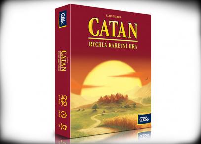 Albi - Catan - Rychlá karetní hra