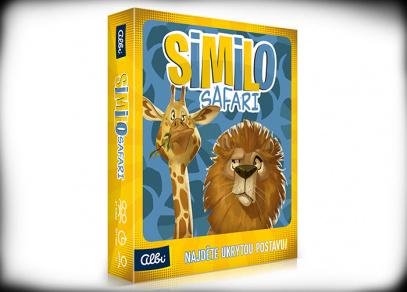 Similo - hra od Albi