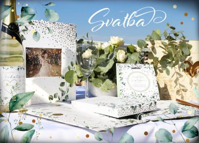 Svatební kolekce 2021