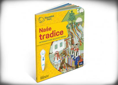 Naše tradice - kniha Kouzelné čtení