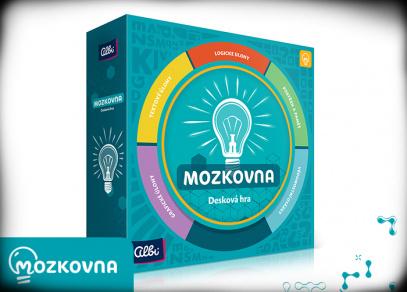 Mozkovna - Desková hra