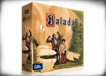Balada - hra od Albi