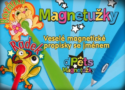 Magnetužky Dpals