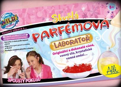 Parfémová laboratoř