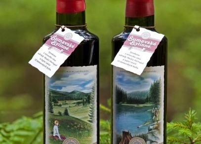 Tradiční žaludeční medicinální víno v prodejnách ALBI