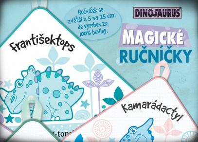 Dinosaurus ručníčky