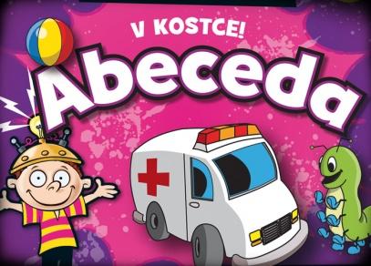 Naučte děti abecedu zábavnou formou - pomocí veselých obrázků ze hry Abeceda