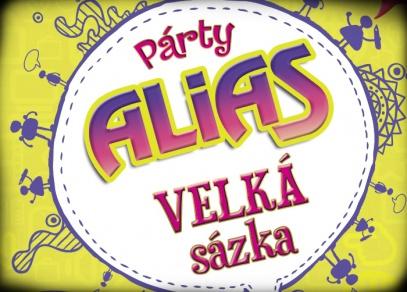 Párty Alias - Velká sázka - detail titulky