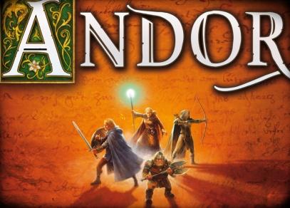 Andor - strategická kooperativní hra od ALBI