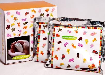 Pro vzpomínku na první dny miminka - Dětské odlitky v ALBI prodejnách