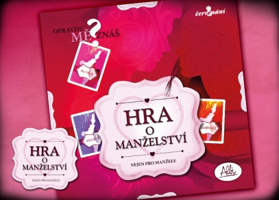 Hra o manželství nejen pro manžele - ALBI hra pro páry