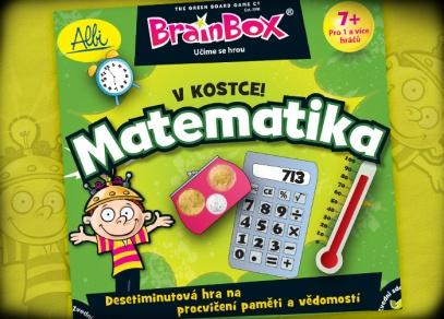 Nasbírejte za deset minut co nejvíce karet s matematickými pojmy