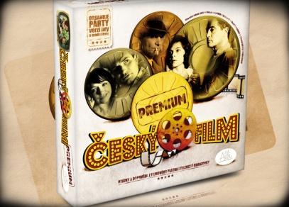 Český film premium - 1800 zbrusu nových otázek ze světa českého filmu a televizní zábavy