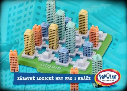 Vytvářejte 3D model města dle zadání