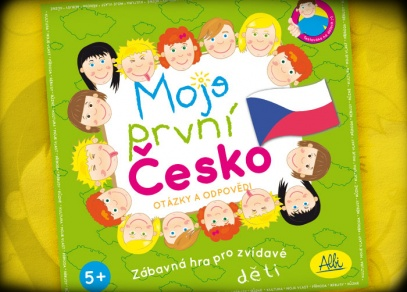 Moje první Česko navazuje na hru Česko JUNIOR