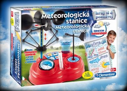 Zahrajte si na meteorologa a pronikněte do tajů této zajímavé vědy.