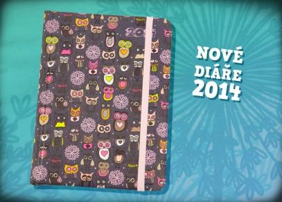 Denní diáře s krásnými designy od ALBI