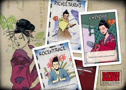 Vydáte se cestou Šóguna, ninjů nebo Ronina?