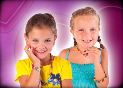 Vytvoř si svůj originální náramek, náhrdelník nebo náušnice!