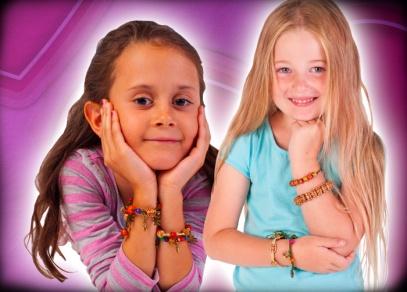 Kreativní šperky - Egyptské náramky