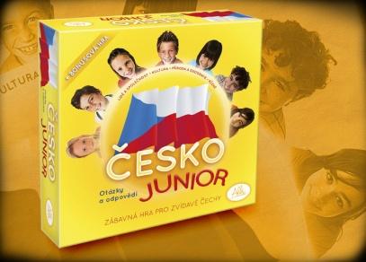 Kvízová hra, kterou mohou hrát už děti od 10-ti let
