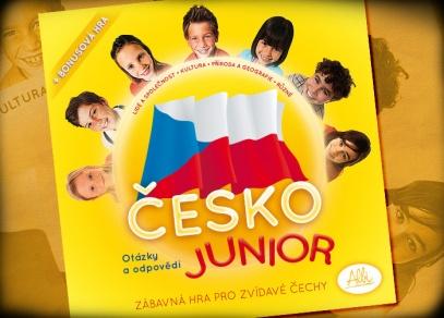 Česko Junior - nová verze populární kvízové hry