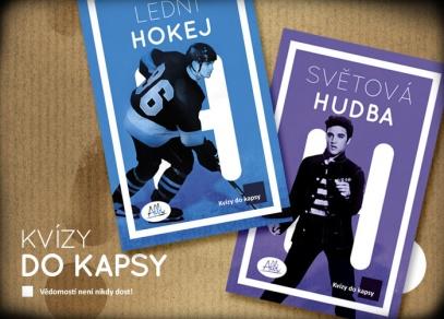 Světový i domácí hokej, hudba od začátků až po současnost...