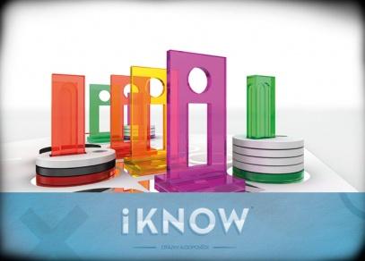 iKnow - herní komponenty pro hráče nové kvízové hry od ALBI