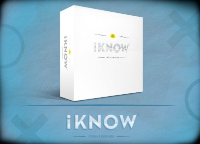 iKnow - kvízová hra od ALB - krabice