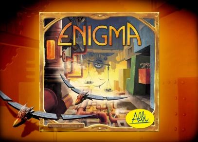Enigma - hra se záludnými úkoly a hádankami