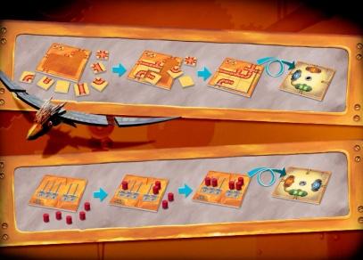 Hádanky s potrubím a váhami - hra Enigma