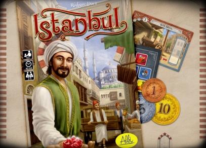 Obchodní strategie na variabilním herním plánu - Istanbul