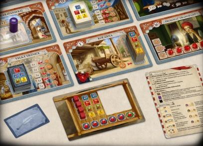 Hra obsahuje neuvěřitelné množství komponent