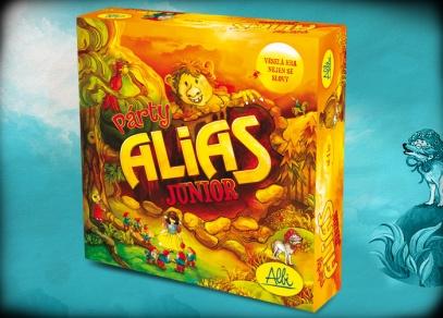 Párty Alias Junior rozvíjí dětskou fantazii a vyjadřovací schopnosti