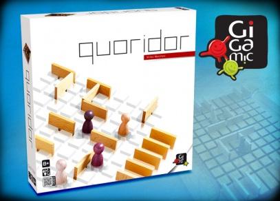 Quoridor - novinka z řady abstraktních her od ALBI