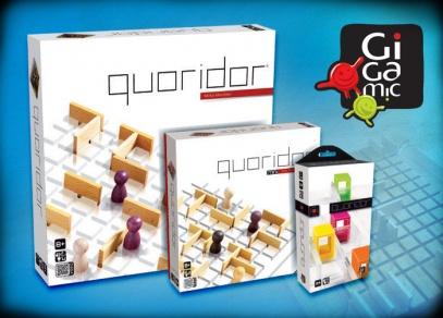 Quoridor - největší verze této herní řady