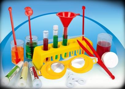 Co obsahuje chemická laboratoř? Podívejte se!