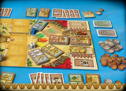 Hra obsahuje velké množství herních komponent